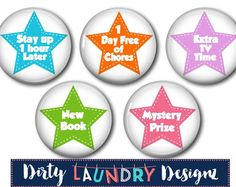Choose your own magnets 1 inch/you choose by SallySuesShop on Etsy