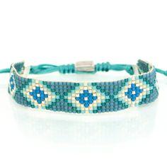 Desert beaded bracelet | Kim & Zozi