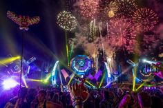 Photo Highlights: Electric Daisy Carnival 2015