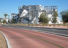 Klinika v Las Vegas - projekt Franka Gehryho