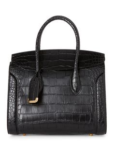 Love a Classic Tote Bag Crocs, Alexander Mcqueen, Satchel, Tote Bag, Classic, Bags, Accessories, Style, Fashion