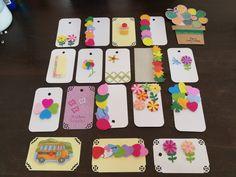 Mis tarjetas las comparto