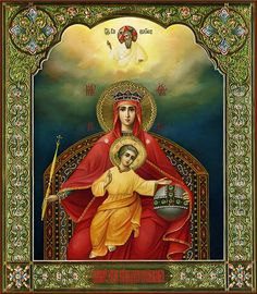 Queen Of Heaven, Madonna And Child, Catholic Saints, Prayer Cards, 5d Diamond Painting, Orthodox Icons, Blessed Mother, Religious Art, Our Lady