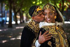 Eritrean couple