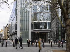 Gallery of 12 New Fetter Lane / Doone Silver Architects + Flanagan Lawrence - 2