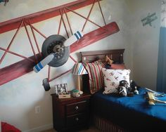 Kids Airplane Design, Pictures, Remodel, Decor and Ideas
