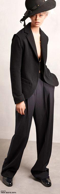 Lanvin Pre-Fall 2014 http://www.vogue.com/fashion-week/