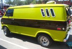 1973 Ford EconoLine Van