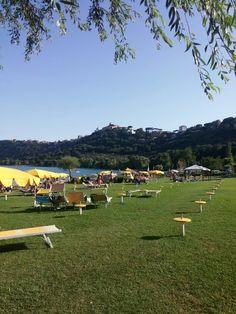 Lago di castel gandolfo