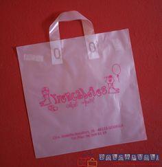 Bolsas de plastico con impresión
