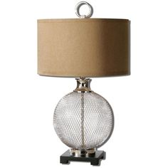 Uttermost Catalan Metal Accent Lamp 26589-1