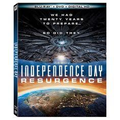 Independence Day Resurgence (Blu-ray + Digital)