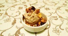 Frozen yogurt de kefir e tamarindo // Froyo au yaourt et au tamarindus