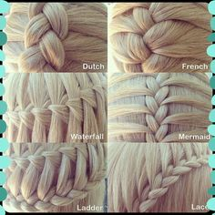 Great braids;)