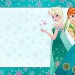 Frozen Fever Cute – Kit Festa Infantil