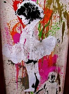 London fairy tails Graffiti Artwork, Mural Art, Cool Artwork, Murals, Cool Stencils, Stencil Art, Urban Graffiti, Street Graffiti, Art Sketches