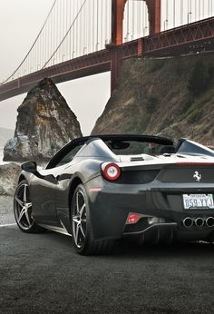 San Francisco Luxuries | Ferrari Via ~LadyLuxury~