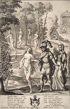 Wenzel Hollar (1607 – 1677), was een Boheems etser.  Aeneas en Dido, In Dantes Inferno is Dido te vinden in het vijfde canto, in de 2e cirkel van de wellustigen, waar ze beland zou zijn omdat ze het initiatief zou hebben genomen in de affaire met Aeneas en omdat ze ontrouw was aan de herinnering van haar overleden man.