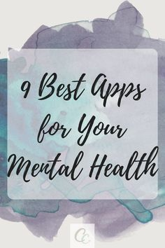 We often think of our phones as another source of stress - they're so often with us and asking for our attention.  However, there are a lot of great apps that can help you to take control of your mental health, and even find moments of grounding. Pacifica iOS, Android, & Web, free to
