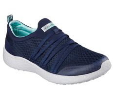 4d53c66f8b9 Easy wearing comfort meets sporty style in the SKECHERS Burst - Very Daring  shoe. Soft