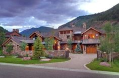 Fuck Yeah, Awesome Houses! - Aspen Mountain View Home