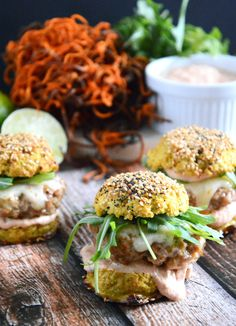 Chipotle Chicken and Andouille Sausage Sliders | The Housewife in Training Files