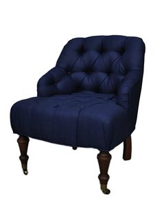 the sinking feeling I love ...oomph tini tufted chair.