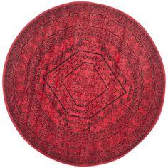 Safavieh Adirondack Red/Black Area Rug & Reviews   Wayfair