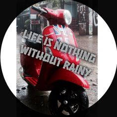 Life is nothing without rainy #madewithstudio