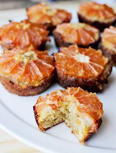 grapefruit + brown sugar muffins [A Beautiful Mess]