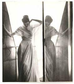 Fashion Photography of Lillian Bassman (1917 – 2012)