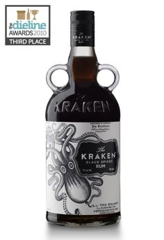 I think the swift rise of kraken to near-ubiquity is due solely to its unapologetically badass label by rhoda