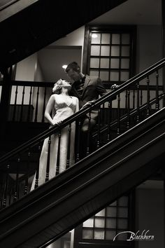Black and White Film Noir Wedding Portrait in Saratoga Springs NY Image by Susan Blackburn #winterwedding #weddingportraits #saratogaphotographers