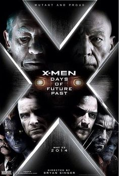 X-Men Days of Future Past- words can't express how excited I am for this movie... Finally brining back Shawn Ashmore as Iceman!!! Iceman is my fav superhero since I was little.