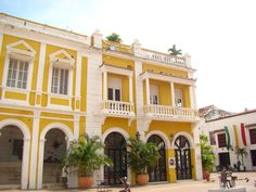 Cartagena, Colombia :: one of the hubby's favorite spots, we will be going together next time!