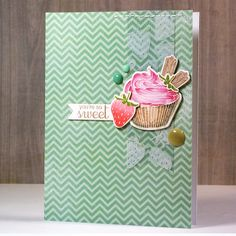 Clearly Besotted Stamps Birthday Blog Hop