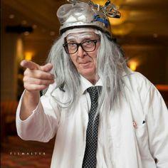 Crazy scientist  www.colinunderwood.co.za