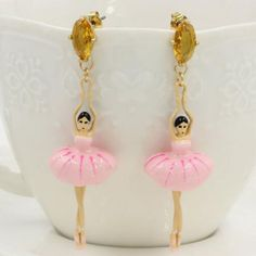 Find More Drop Earrings Information about 2016 New enamel glaze Ballet girl sweet joker multi color optional star street snap earrings  jewelry,High Quality earring pads,China jewelry maker Suppliers, Cheap jewelry sets on sale from Mak fashion jewelry store on Aliexpress.com