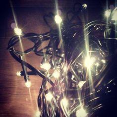 new christmas lights :3 | Room deco-SK