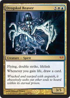Drogskol-Reaver-FOIL-x1-Magic-the-Gathering-1x-Dark-Ascension-mtg-card-NM