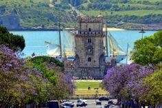 Torre de Belém, Lisboa, Portugal.