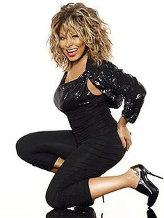 "Tina Turner - In 1984 my 5 year old son was captivated while watching Tina's, 'What's Love Got To Do With It' video. Never taking his eyes off the screen he asks, ""mom what would you say if I married Tina Turner?"" I told him, ""son I'd say your marrying one hell of a woman!"" Since then I've seen her perform a few times...She's a goddess!"
