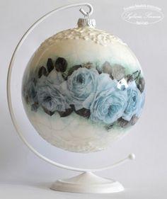 Sylwia Serwin niebieskie róże