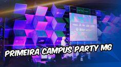 Primeira Campus Party MG - Eventos