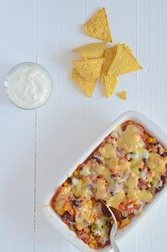 Easy: Mexicaanse quinoa ovenschotel - Uit Pauline's Keuken