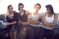 find a workout group of badasses