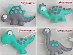 Felt Crafts Diy, Felt Diy, Crafts For Kids, Felt Board Stories, Felt Templates, Felt Garland, The Good Dinosaur, Buntings, Sewing Toys