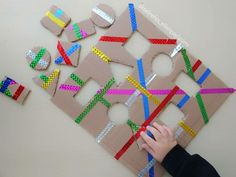 Preschool band activity in shapes - - #Educations