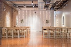 Browse photos of our gallery loft venue. | Rent Floating World Gallery