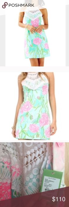 Lily Pulitzer poolside stag dress No damages brand new with tags dress by Lilly Pulitzer. Not interested in trades and firm on price Lilly Pulitzer Dresses
